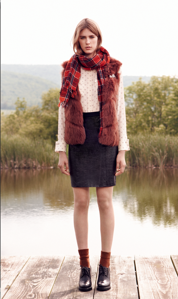 Club Monaco Brings on the Fall Frenzy