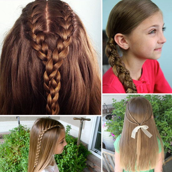 5 Braids to Inspire a New Back-to-School 'Do