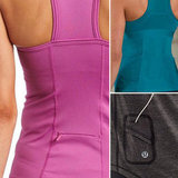 So Sneaky! Fitness Tops With Hidden Pockets
