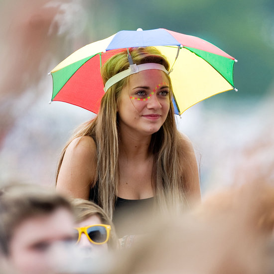 MAC Makeup Tips For V Festival