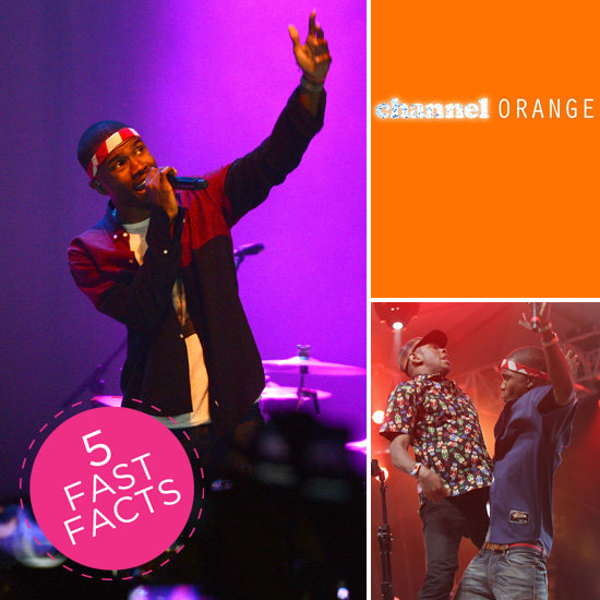 5 Facts About Frank Ocean: Biography, Channel Orange Album and Sexual Orientation