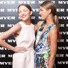 First Look: Kevin Murphy African Goddess Hair at Myer Spring Summer 2013 Collection Launch