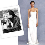 Jennifer Aniston got engaged! Here are our wedding dress picks for her and other engaged celebs.