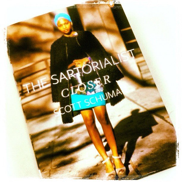 "Fashserendipity said, ""Like a kid at xmas! 2nd advance copy received today! amazing inspiration!!"""
