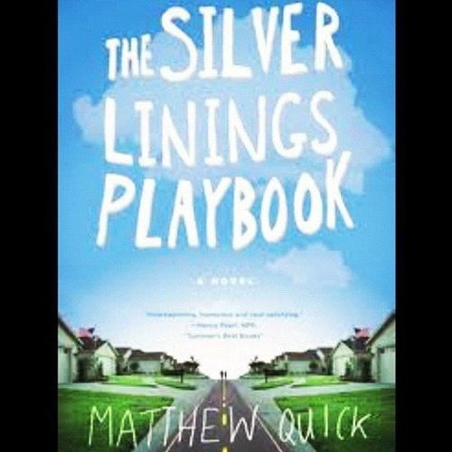 "Vblanc said this about Matthew Quick's The Silver Linings Playbook: ""'I'm practicing kind rather then being right' . . . read this book twice love it so much."""