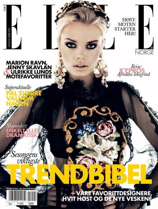 Elle Norway September 2012