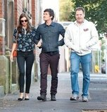 Miranda Kerr and Orlando Bloom spent time together in Sydney.