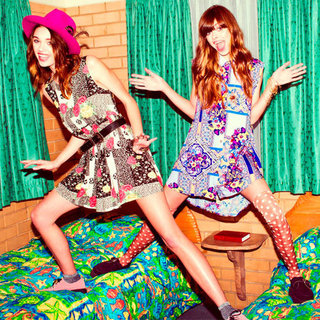 MinkPink Goes Global with Their Spring Summer 2012 Line: See the International Campaign Before it Hits Urban Outfitters Online
