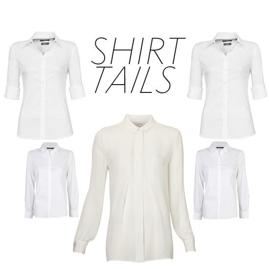 The Essential Wardrobe: 10 of the Best White Shirts