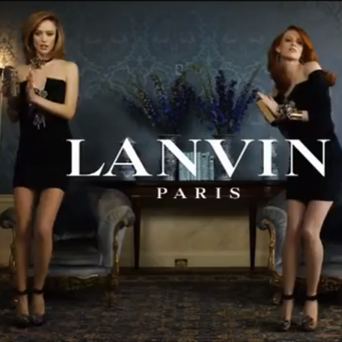 Lanvin Fall 2011 Campaign - Alber Elbaz Dance [Video]