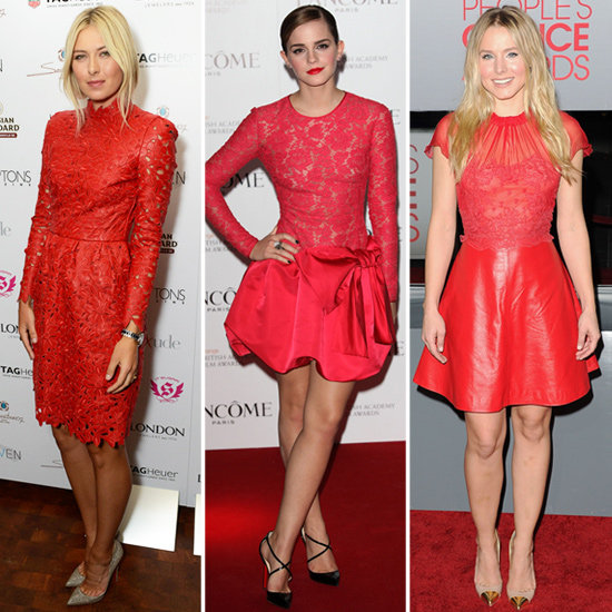See Which Celebs Love Valentino's Red Dresses, Then Shop Their Looks!