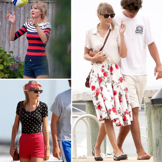 Taylor's Camelot Style Is Exactly How We Want to Dress For Labor Day