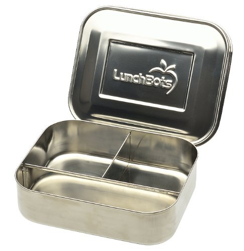 LunchBots Trio Stainless Steel Food Container ($20)