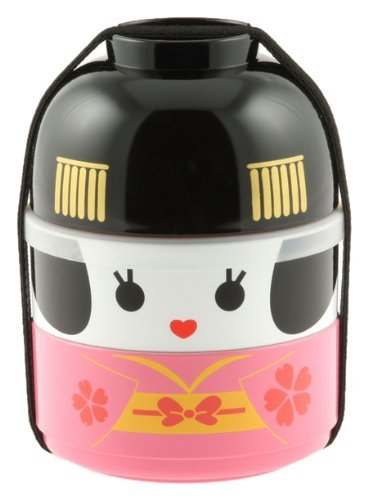 Kotobuki Geisha Doll Bento Set ($33)