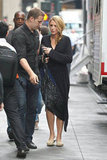 Blake and Leighton Get Formal For a Day on the Gossip Girl Set
