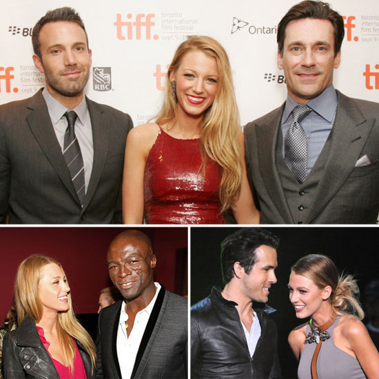 Happy 25th Birthday, Blake Lively — See Her Hang With the Boys!