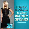 Contest to Meet Britney Spears For The X Factor