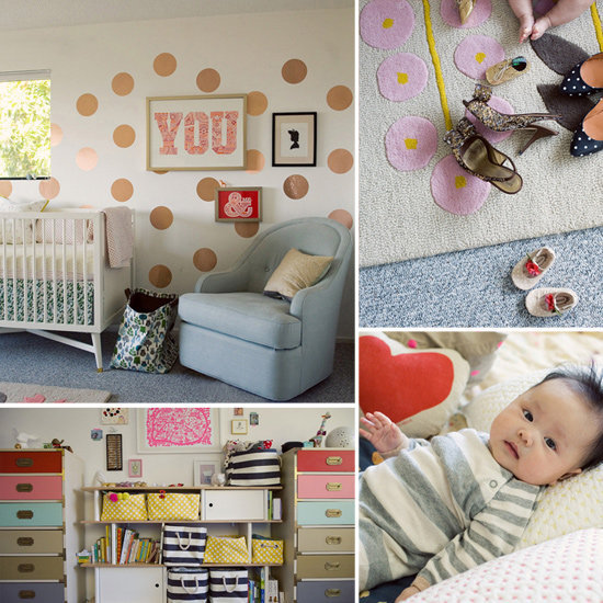 Baby Ruby's Fanciful, Fun Nursery