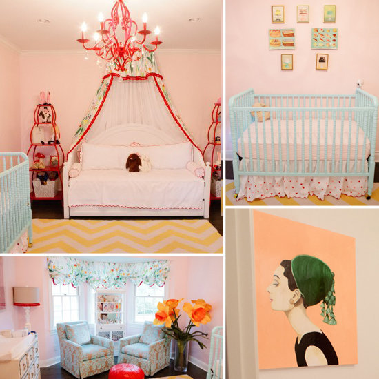 Gracie's Eclectic, Sweet Nursery