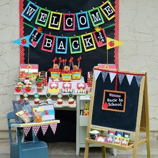 Back-to-School Party Printables
