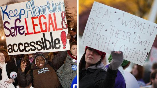 Video: Birth Control, Unemployment, and Why Women's Issues Will Affect This Election