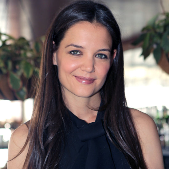 Katie Holmes Is Headed to Lincoln Center This Fashion Week