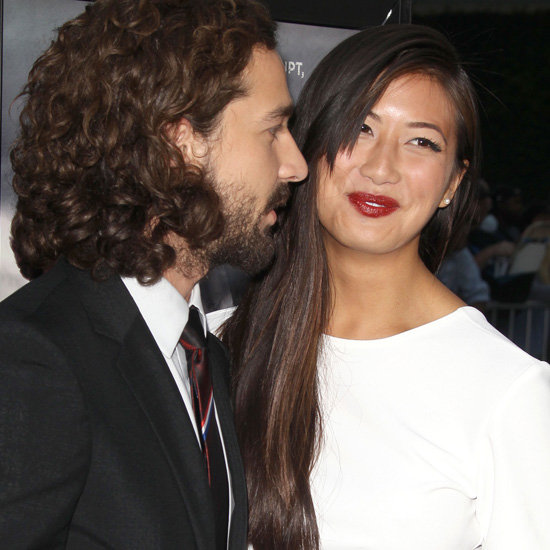 Lawless LA Premiere Celebrity Pictures of Shia LaBeouf, Guy Pearce and Liberty Ross Without Wedding Ring