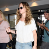 Jennifer Lawrence in Jeans at LAX | Pictures