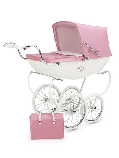 Silver Cross Doll Pram ($1,000)