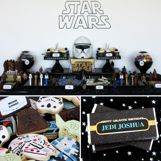 Jedi Josh's Galactic Star Wars Party