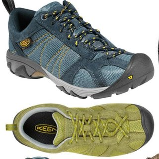 Review of Keen Ambler Mesh Hiking Shoes
