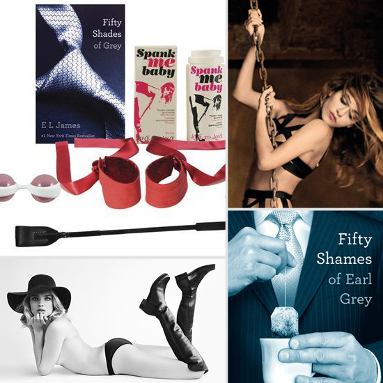 Fifty Shades of Paraphernalia