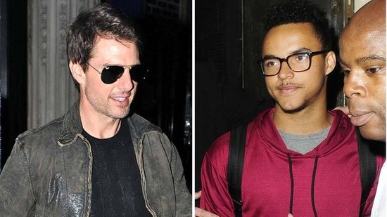 Video: Tom Cruise Parties 'Til 2 a.m. at Connor's DJ Gig!