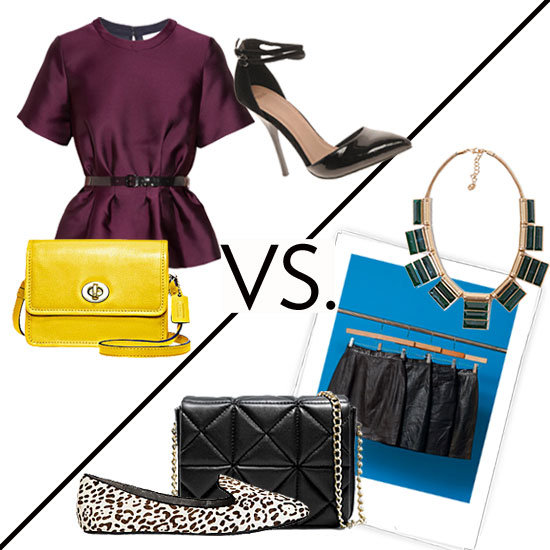 2 Fashion Editors Face Off in the Ultimate Fashion Week Shopping Showdown