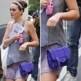 Leighton Meester sported some covetable arm candy on the Gossip Girl set — get your own.