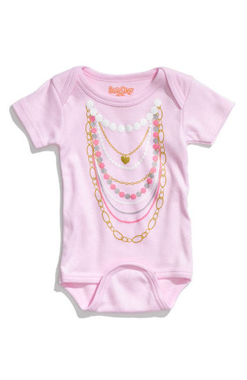 Sara Kety Necklaces Bodysuit ($18)