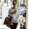Jordana Brewster Brown Bag