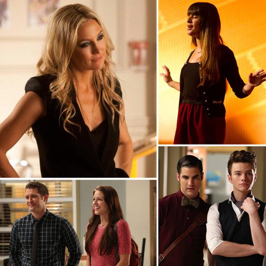 Glee Season 4 Premiere Pics: Kate Hudson, New Characters, and More