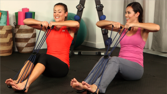 Gaiam CorePlus Reformer: For a Pilates Workout Anywhere, Anytime!