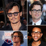 Four-Eyed and Fine: Hot Guys In Glasses