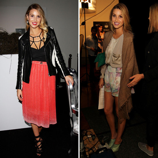 Whitney Port Wraps Up a Stylish Weekend at MBFF Sydney