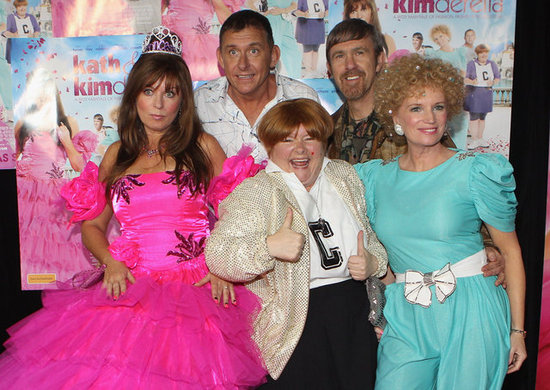 Kath and Kim Get Foxy For the Melbourne Premiere of Kath & Kimderella