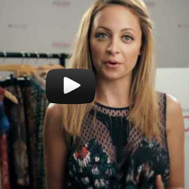 Nicole Richie Macy's Collection Interview