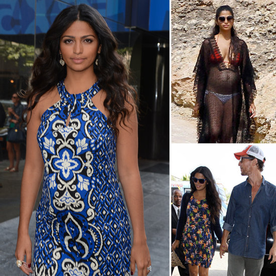 Camila Alves's Bump-Flaunting Maternity Style