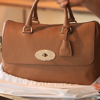 Making of Mulberry Del Rey Bag (Video)
