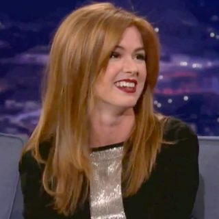 Isla Fisher on Conan (Video)