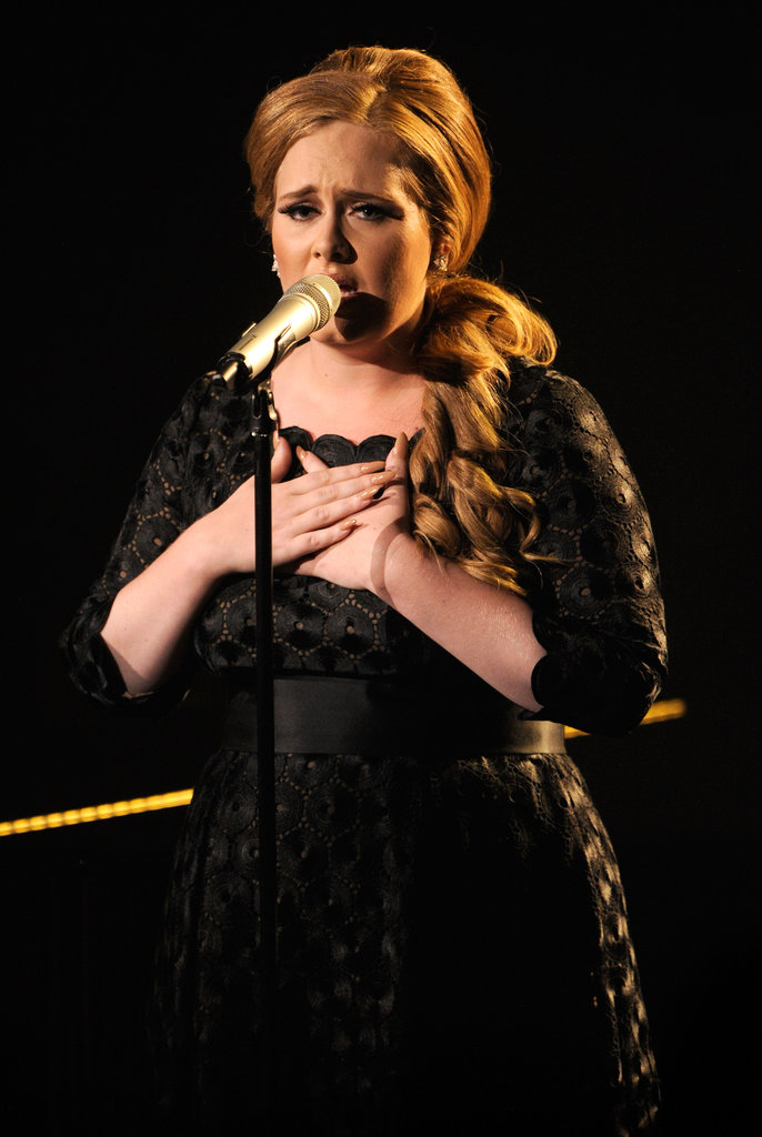 Adele belted out a memorable performance at the 2011 VMAs after receiving surgery on her vocal chords.