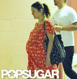 Pregnant Drew Barrymore and Her Husband Keep Busy Before Baby