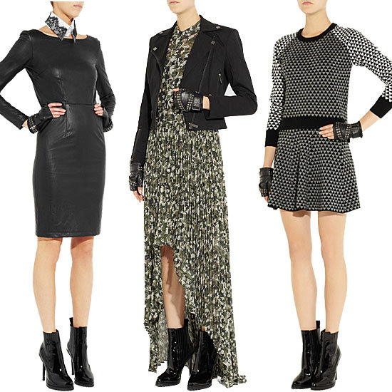 Karl Lagerfeld Lower-Priced Line Fall 2012