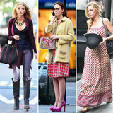 From Florals to Fall Hues: What's Trending on the Gossip Girl Set Now